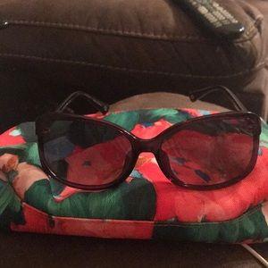 Authentic coach sunglasses mint condition
